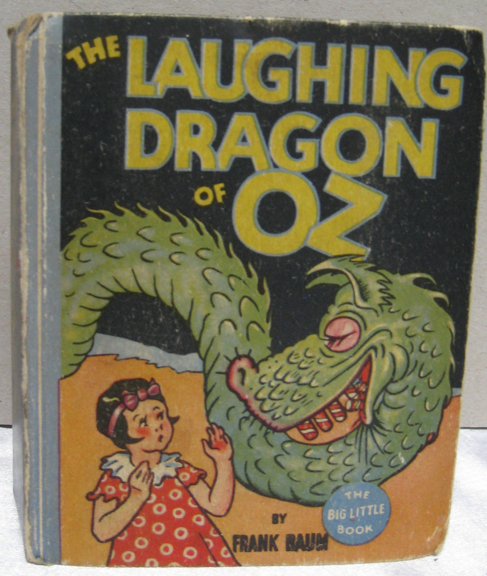 The Laughing Dragon of Oz: Frank Baum