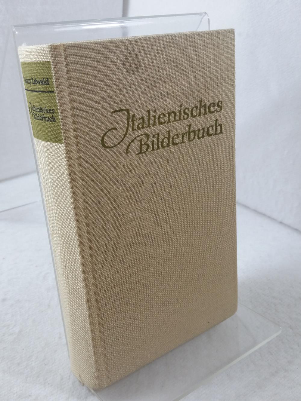 Italienisches Bilderbuch [Hrsg. vn Therese Erler]: Lewald, Fanny: