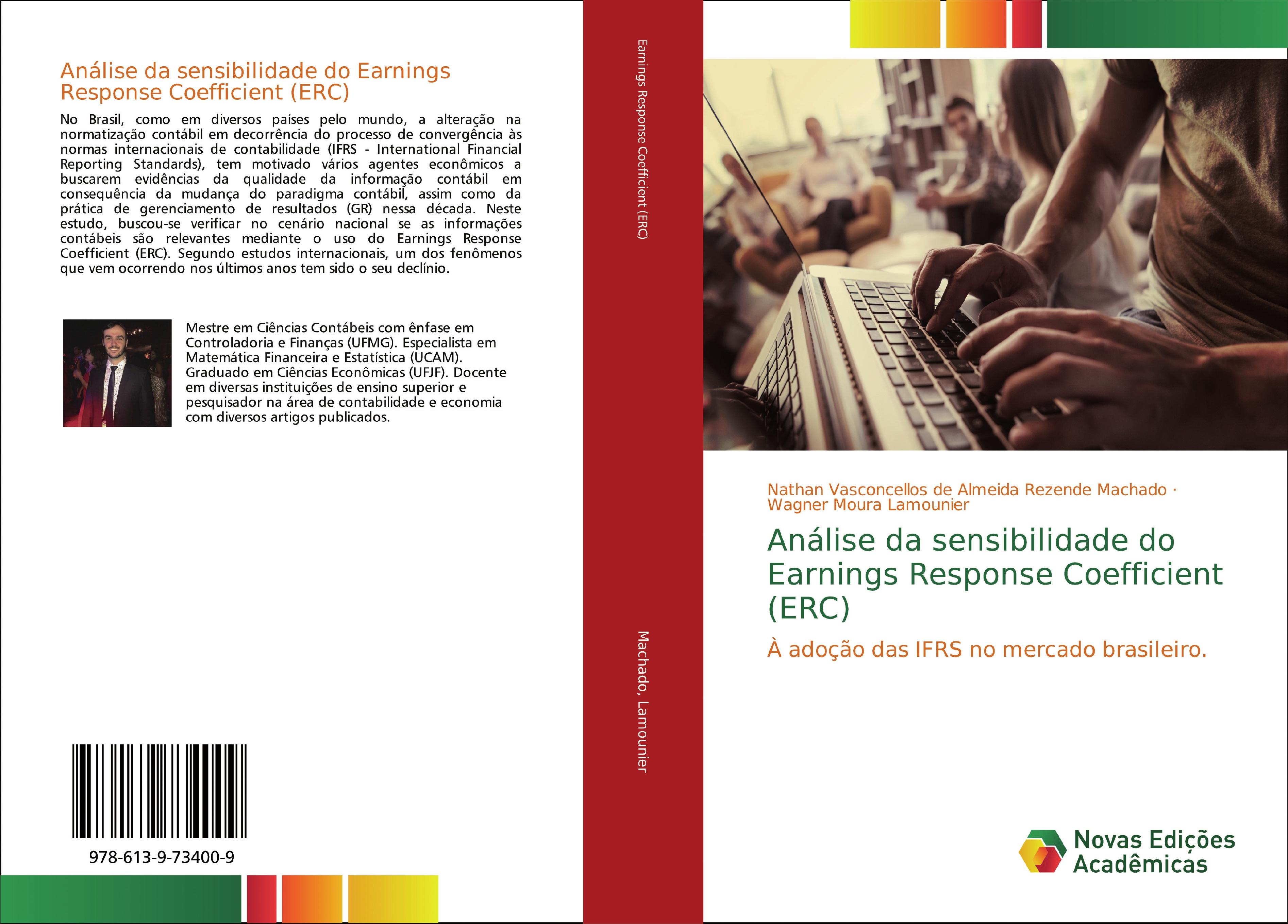 Análise da sensibilidade do Earnings Response Coefficient (ERC) - Machado, Nathan Vasconcellos de Almeida