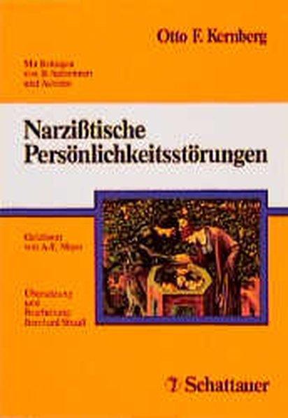 Narzißtische Persönlichkeitsstörungen: Meyer, A E,