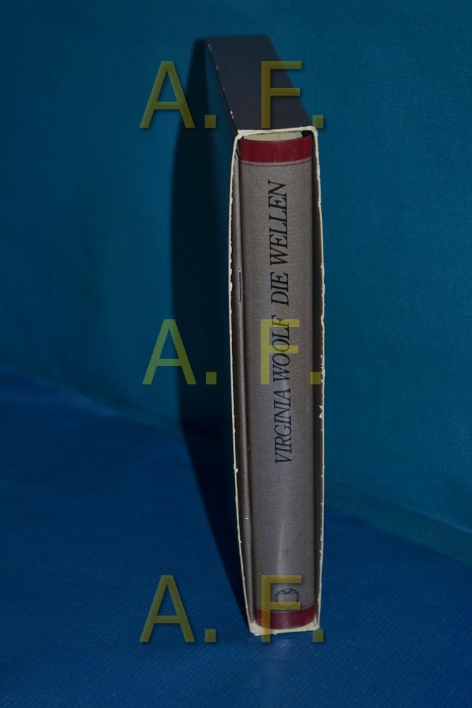 Die Wellen + Broschur Übers. von Herberth: Woolf, Virginia: