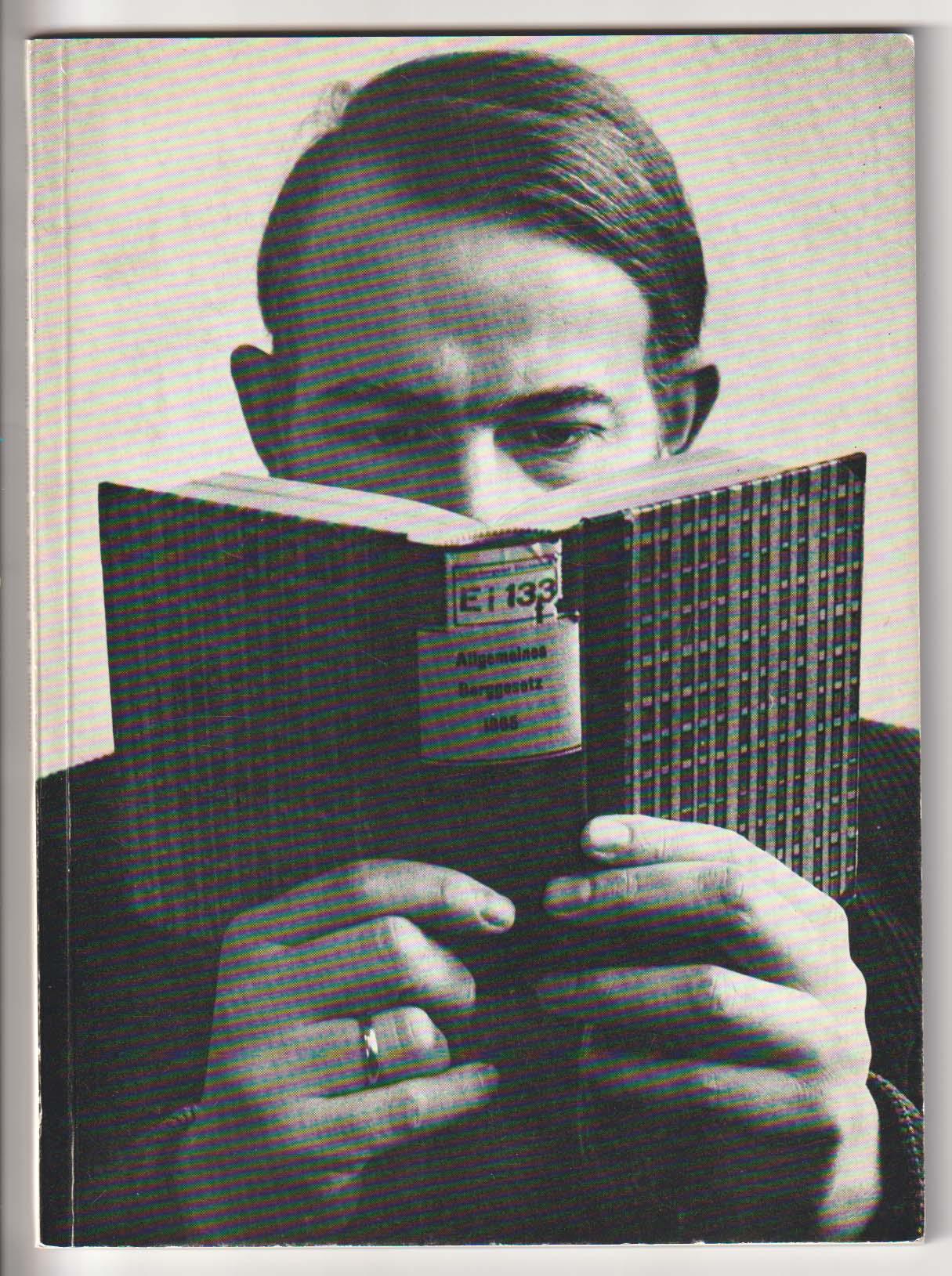 Hubertus Gojowczyk. Arbeiten 1968-1978. 8. September bis: Hering, Karl-Heinz: