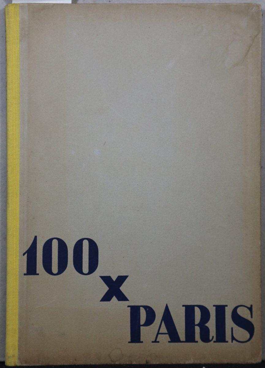 100 x Paris.: Krull, Germaine:
