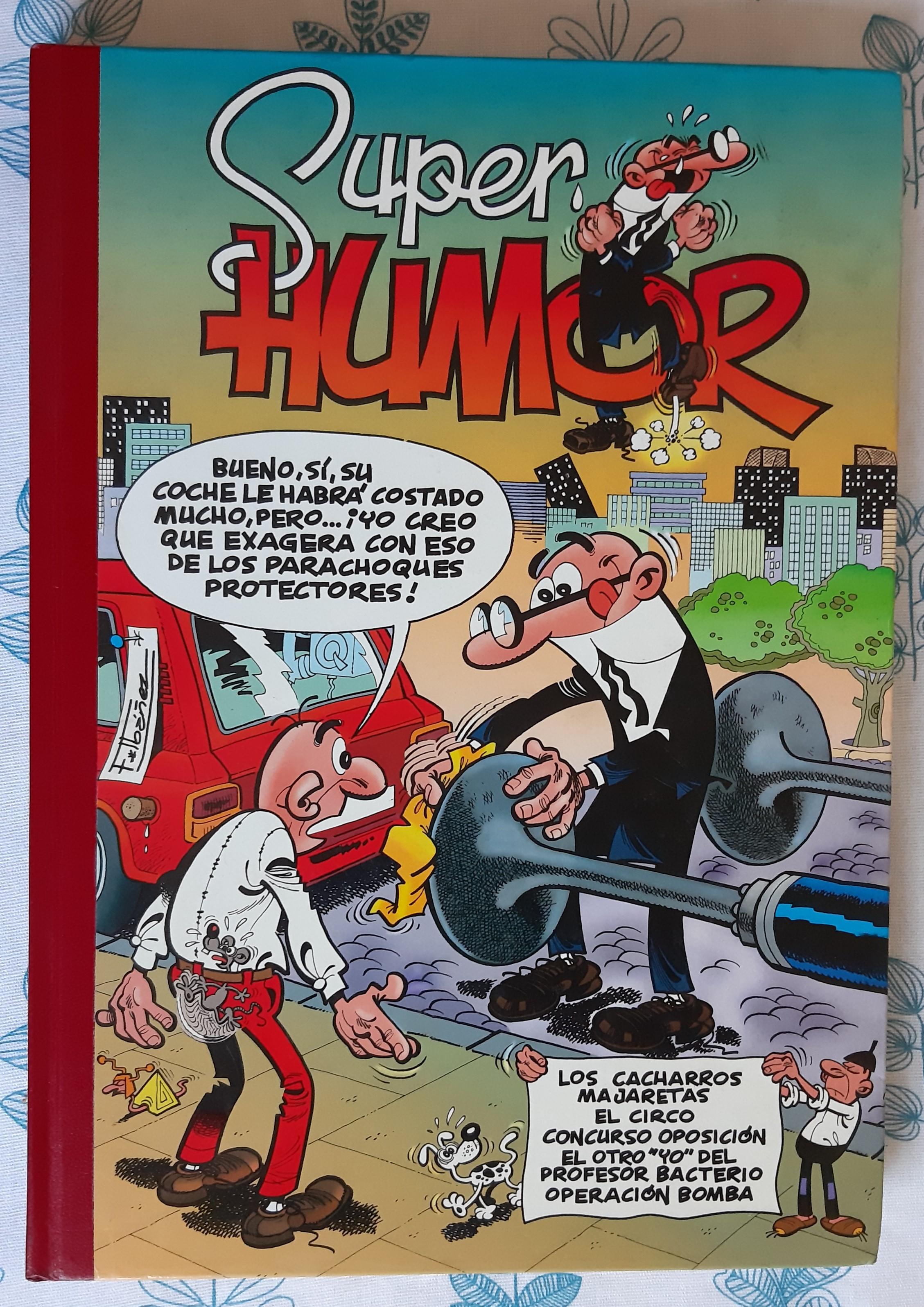 Super Humor Mortadelo y Filemón - 16 - Ibáñez, Francisco