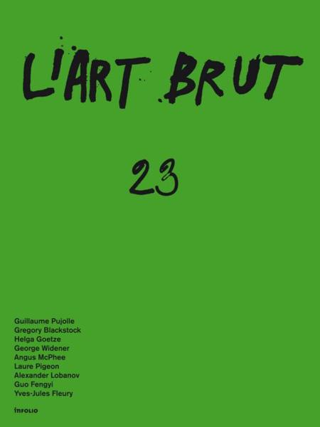 L'ART BRUT N.23 - Collectif