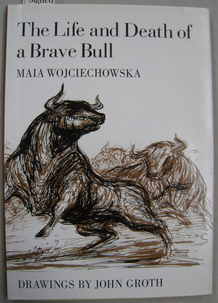The Life and Death of a Brave: Maia Wojciechowska