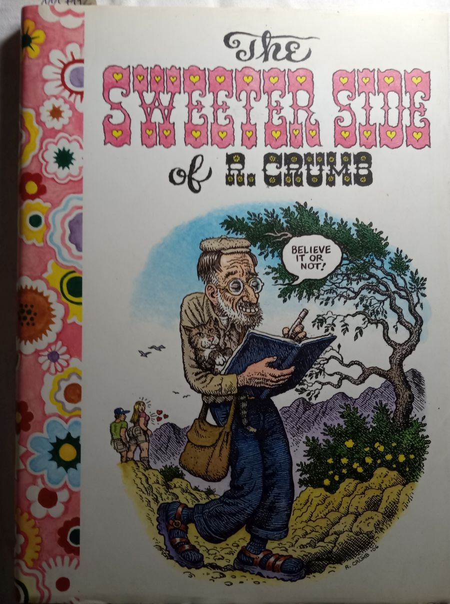 The Sweeter Side Of R. Crumb: Crumb, Robert:
