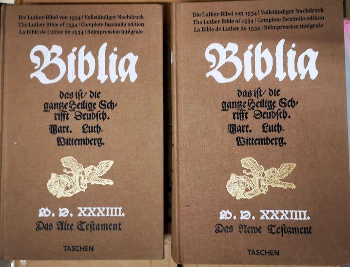 Biblia, das ist, die gantze heilige Schrifft: Biblia: