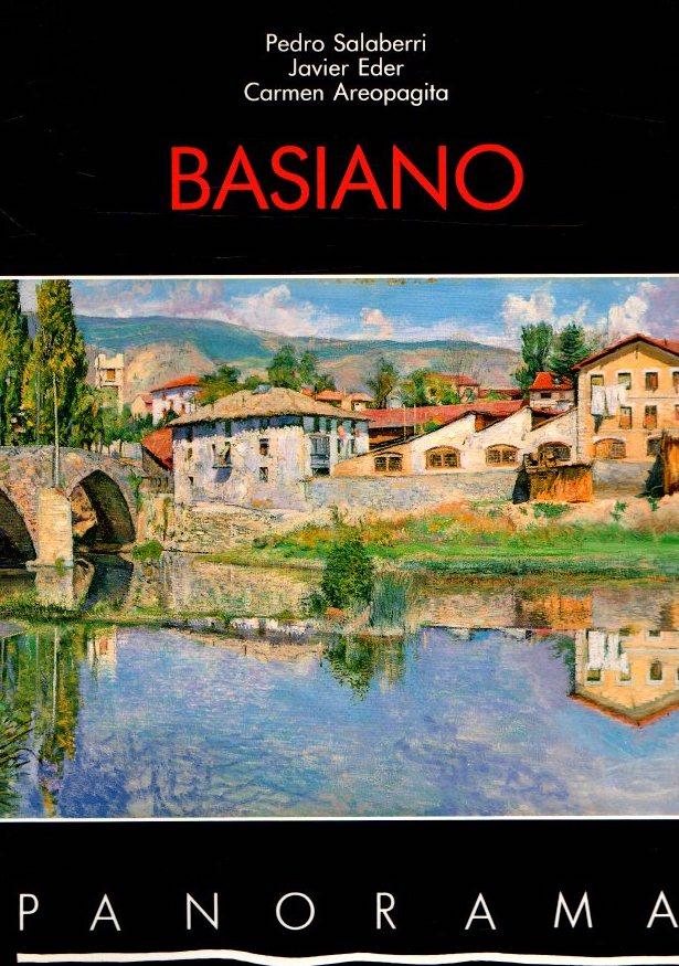 Panorama Nº 14. Basiano . - Salaberri, Pedro/Eder, Javier/Areopagita, Carmen