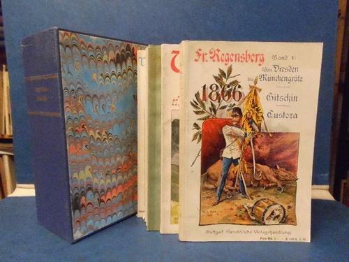 Fr. Regensberg 1866 7 Bände: -Von Dresden: Regensberg, Friedrich