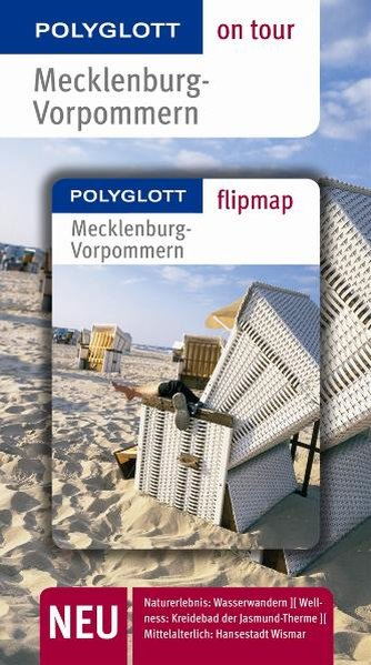Mecklenburg-Vorpommern. Polyglott on tour - Reiseführer: Gebhardt, Thomas und