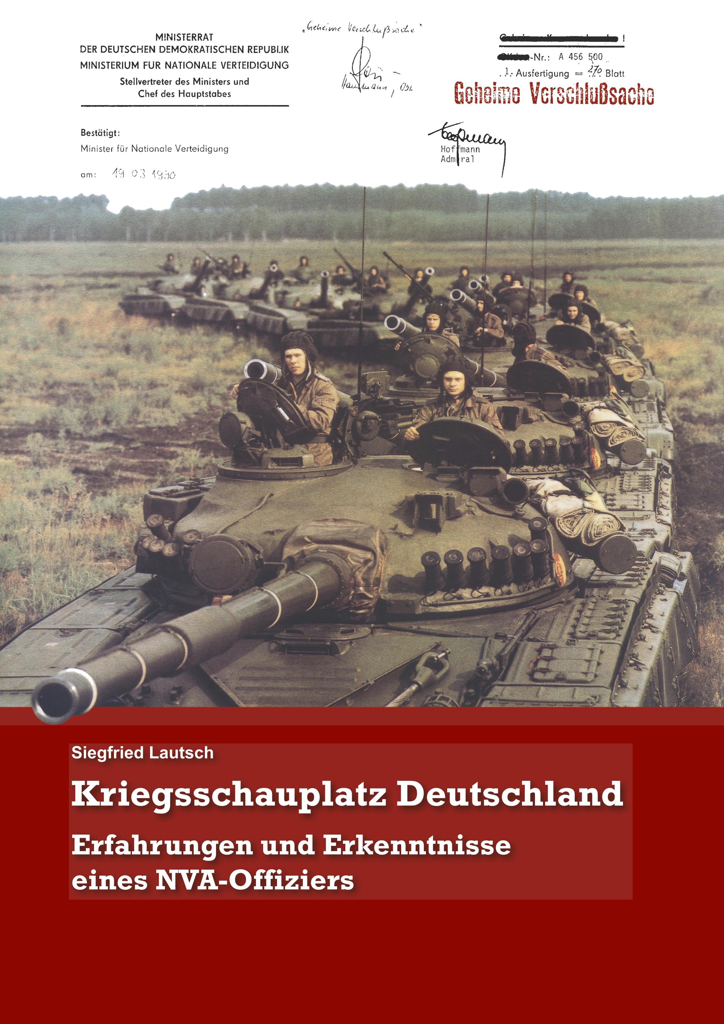 Kriegsschauplatz Deutschland - Lautsch, Siegfried