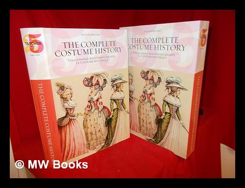 Auguste Racinet Costume First Edition Abebooks