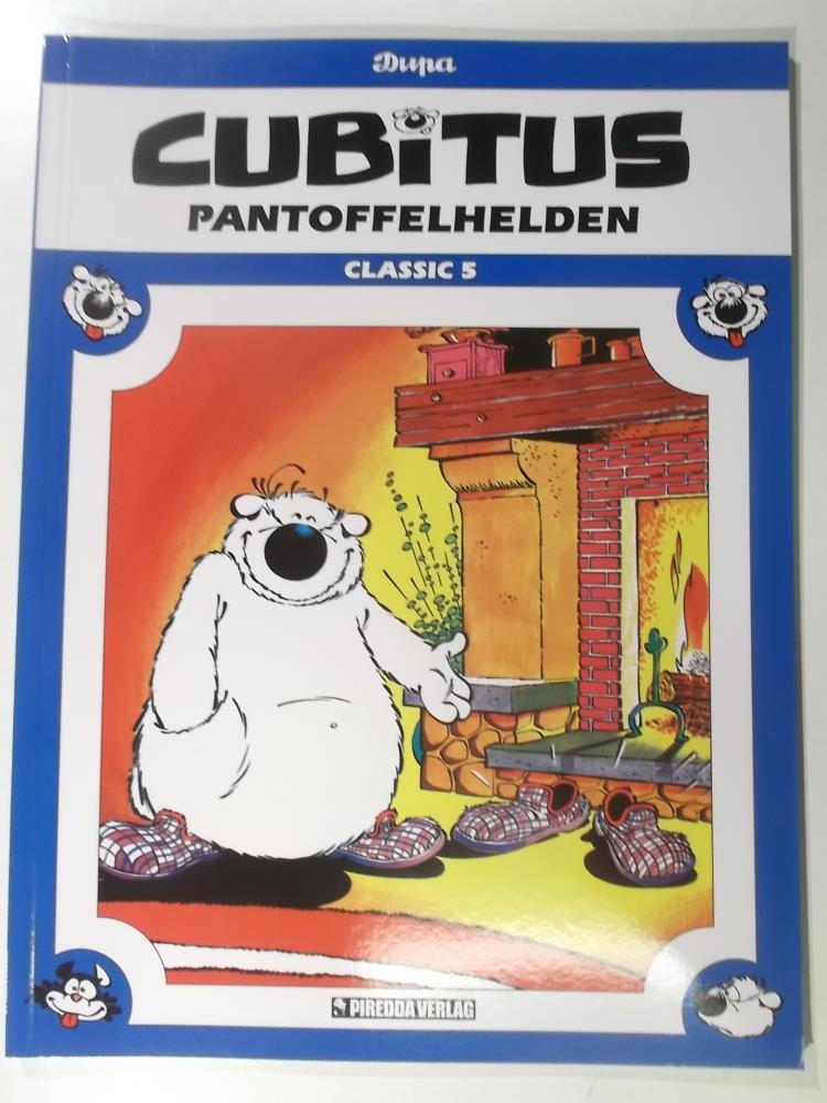 Cubitus Classic, Bd 5: Pantoffelhelden Piredda Verlag Softcover Neuware - Piredda, Mirko, Dupa, Luc, Dupa, Luc, Surmann, Martin