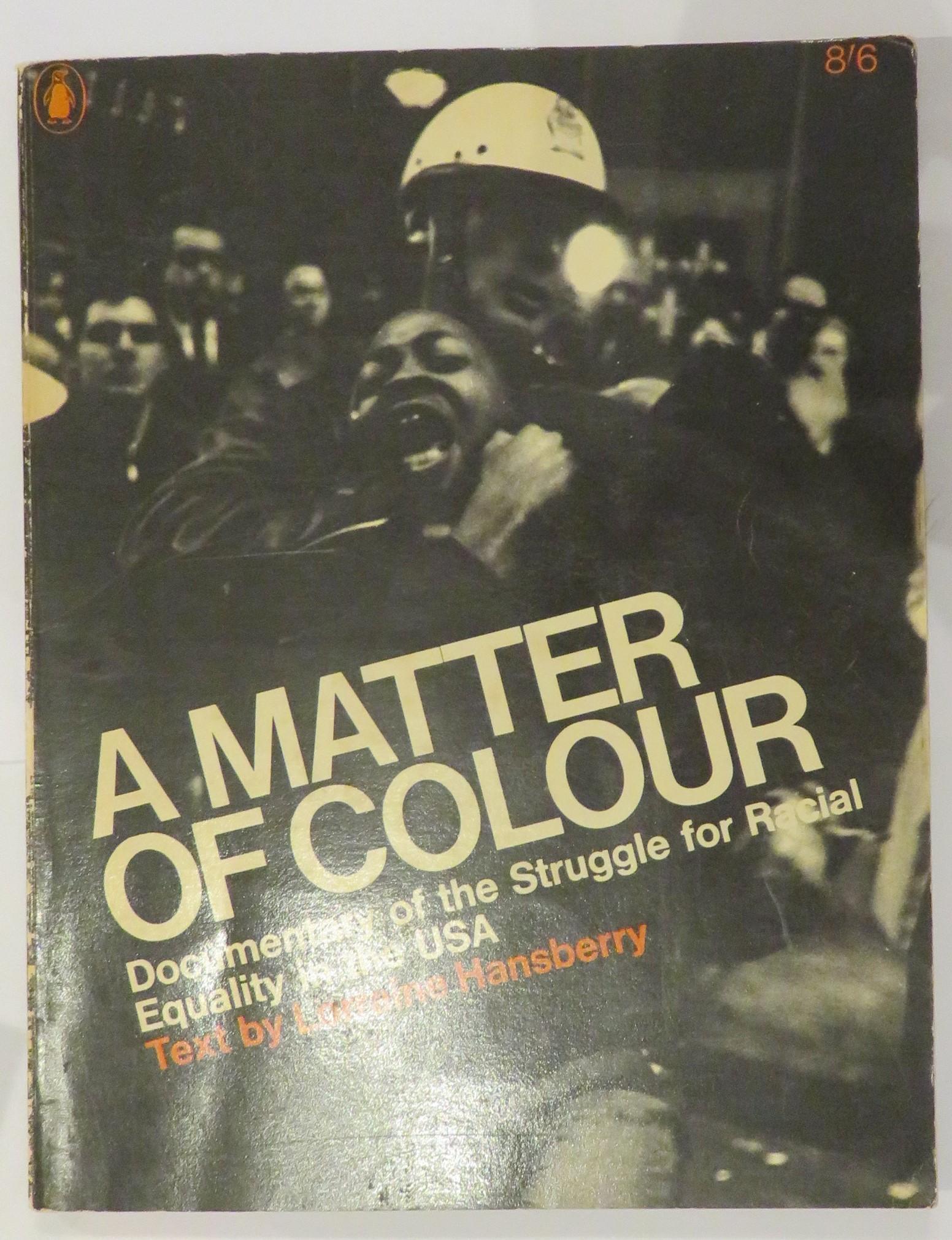 A Matter of Colour - Lorraine Hansberry