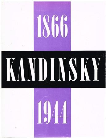 1866 - 1944. Overzichstentoonsstelling.: Wassili Kandinsky.