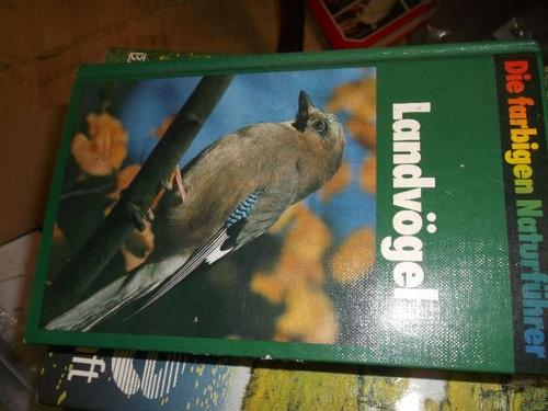 Die farbigen Naturführer : Landvögel - 226: Sauer, Frieder (Autor);