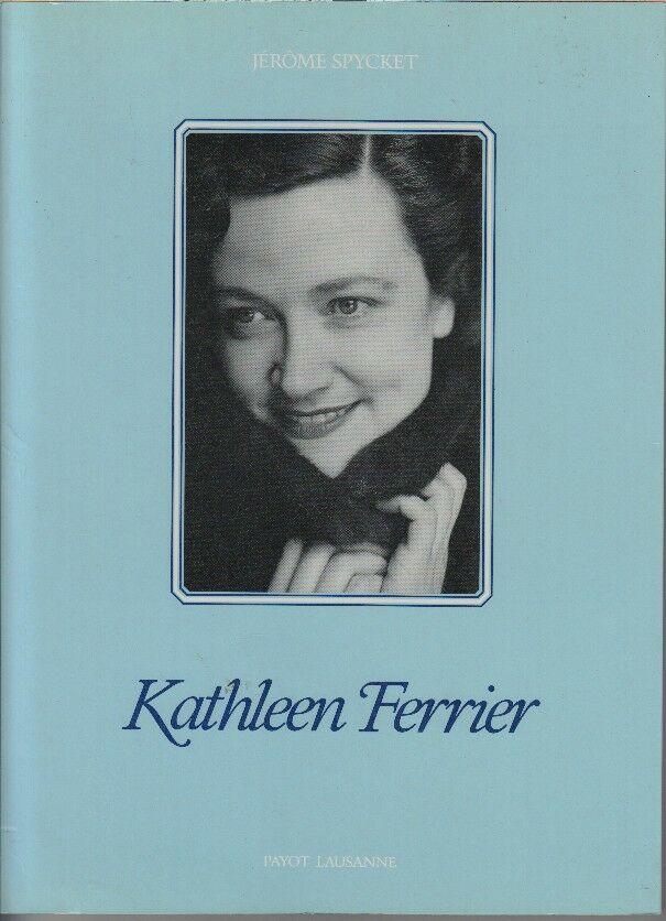 Kathleen ferrier - Spycket J