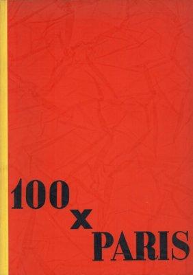 100 x Paris. Gr.-8°.: Krull, Germaine,