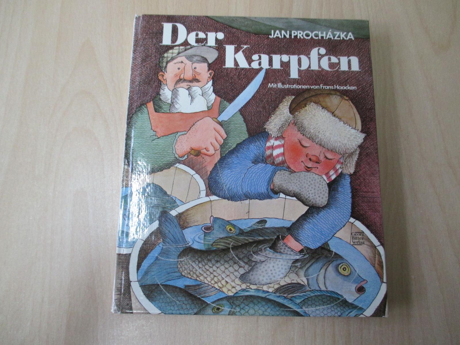 Der Karpfen Mit Federzeichnungen von Frans Haacken - Prochazka, Jan