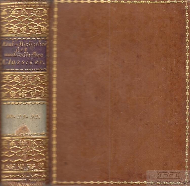 Etui-Bibliothek der ausländischen Classiker No 20 /: Schumann, August /