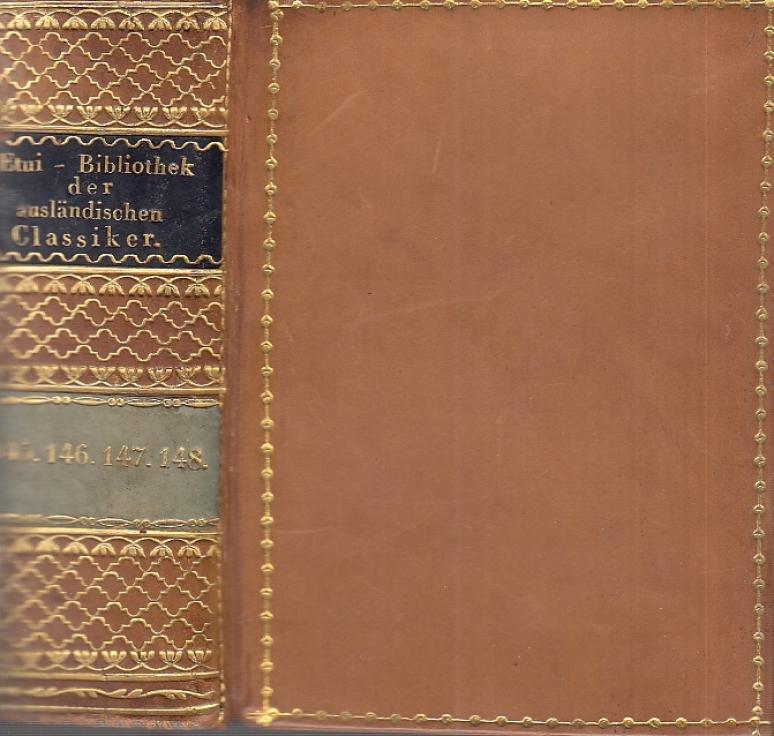 Etui-Bibliothek der ausländischen Classiker No 145 /: Schumann, August /