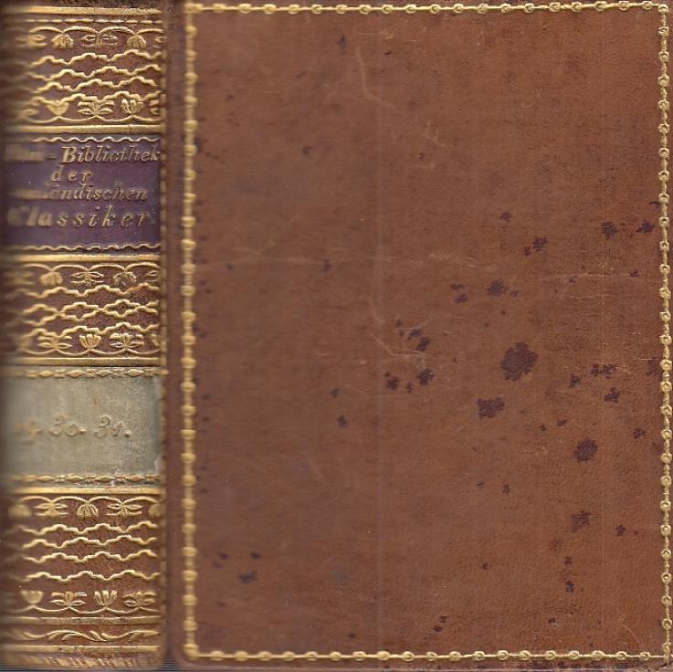 Etui-Bibliothek der ausländischen Classiker No 29 /: Schumann, August /