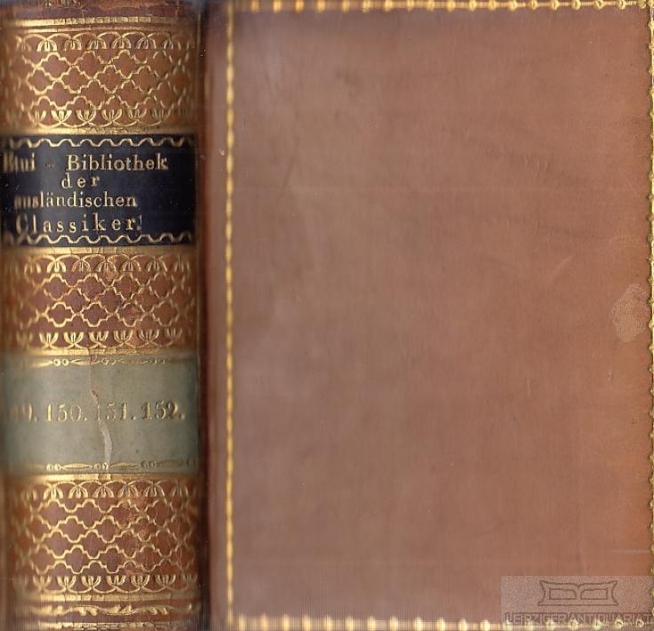 Etui-Bibliothek der ausländischen Classiker No 149 /: Schumann, August /