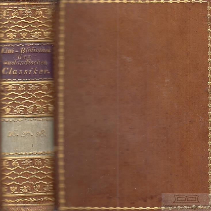 Etui-Bibliothek der ausländischen Classiker No 26 /: Schumann, August /