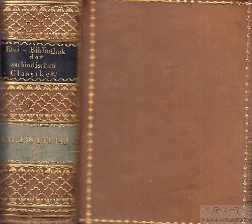Etui-Bibliothek der ausländischen Classiker No 137 /: Schumann, August /