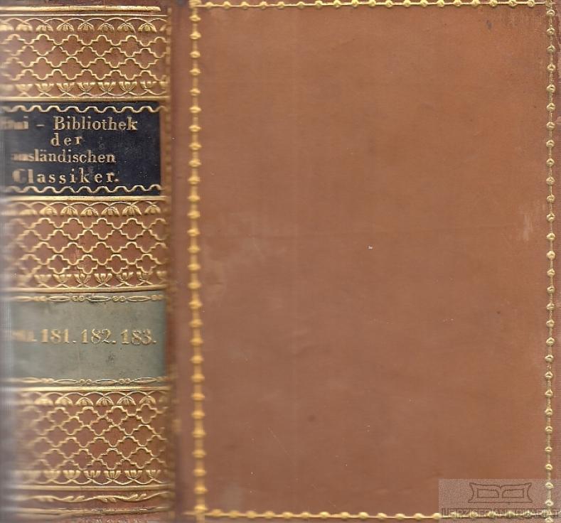 Etui-Bibliothek der ausländischen Classiker No 180 /: Schumann, August /