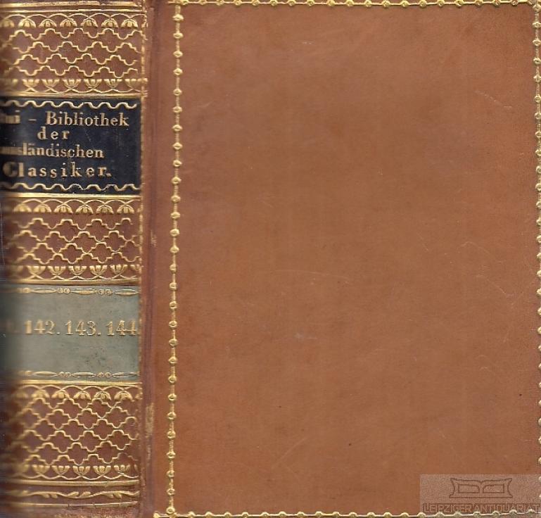 Etui-Bibliothek der ausländischen Classiker No 141 /: Schumann, August /