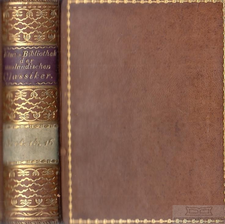 Etui-Bibliothek der ausländischen Classiker No 13 /: Schumann, August /