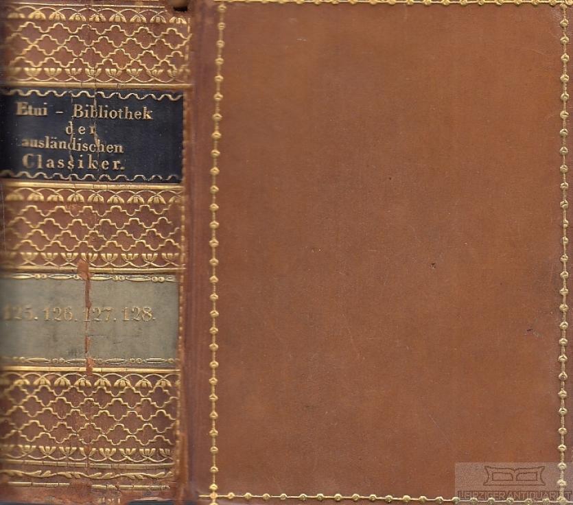 Etui-Bibliothek der ausländischen Classiker No 125 /: Schumann, August /