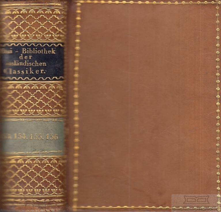 Etui-Bibliothek der ausländischen Classiker No 153 /: Schumann, August /
