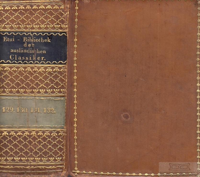 Etui-Bibliothek der ausländischen Classiker No 129 /: Schumann, August /