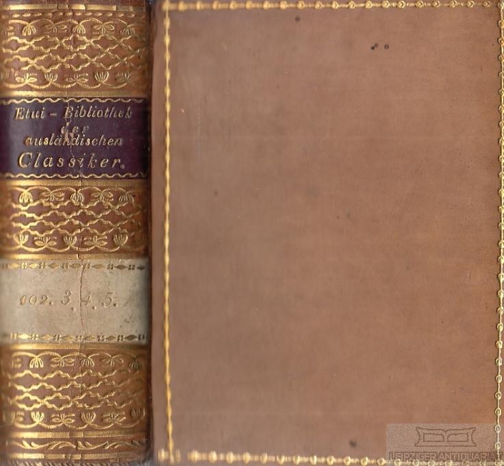 Etui-Bibliothek der ausländischen Classiker No 102 /: Schumann, August /