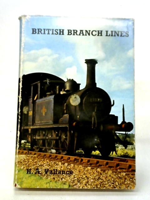 British Branch Lines: Hugh Aymer Vallance