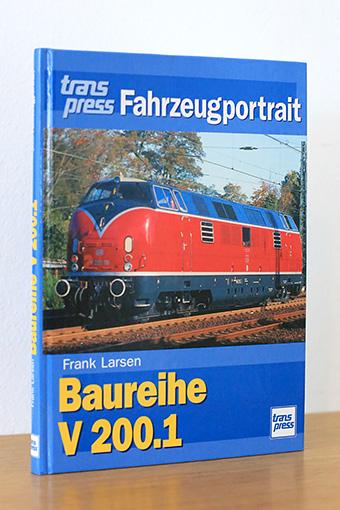 Baureihe V 200.1 - transpress Fahrzeugportrait: Larsen, Frank