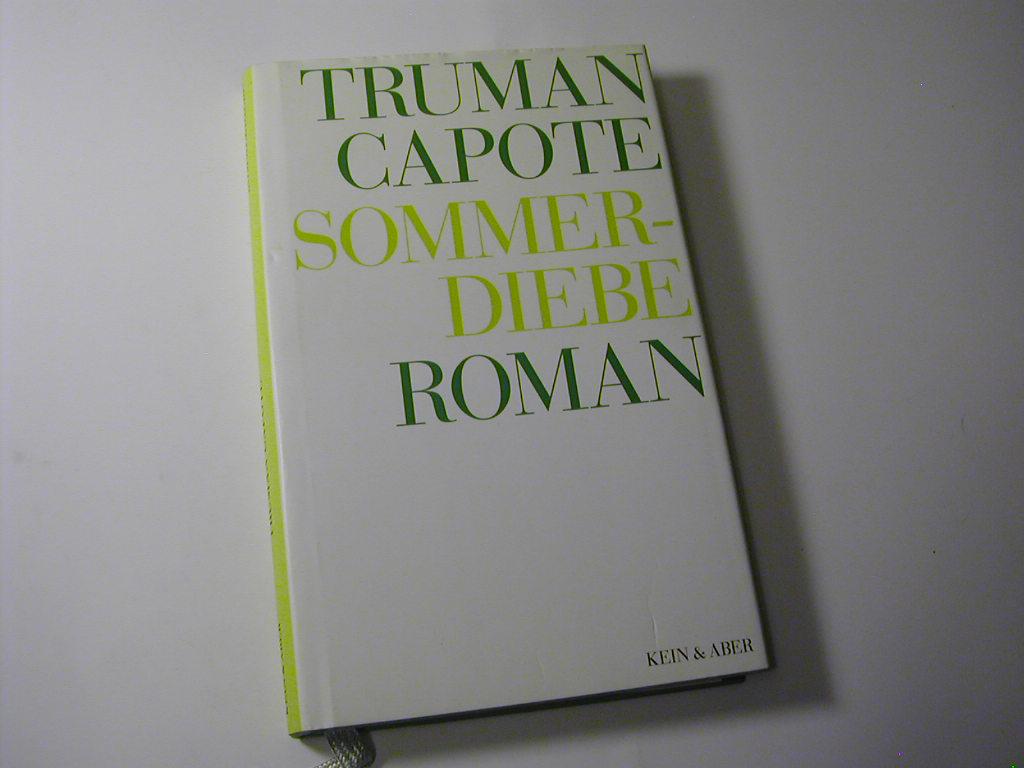 Sommerdiebe : Roman /: Truman Capote