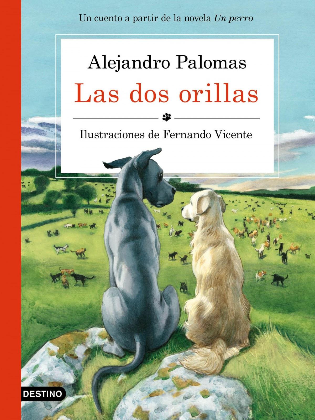 Las dos orillas ilustraciones fernando vicente - Palomas, Alejandro