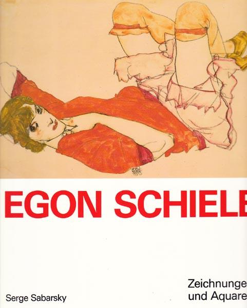 100 Zeichnungen und Aquarelle.: Schiele, Eugen -