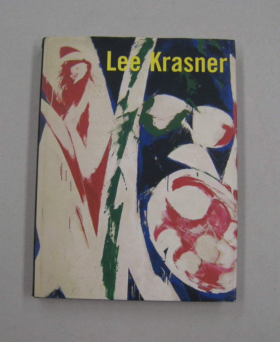 Lee Krasner - Robert Hobbs; B. H. Friedman [introduction]