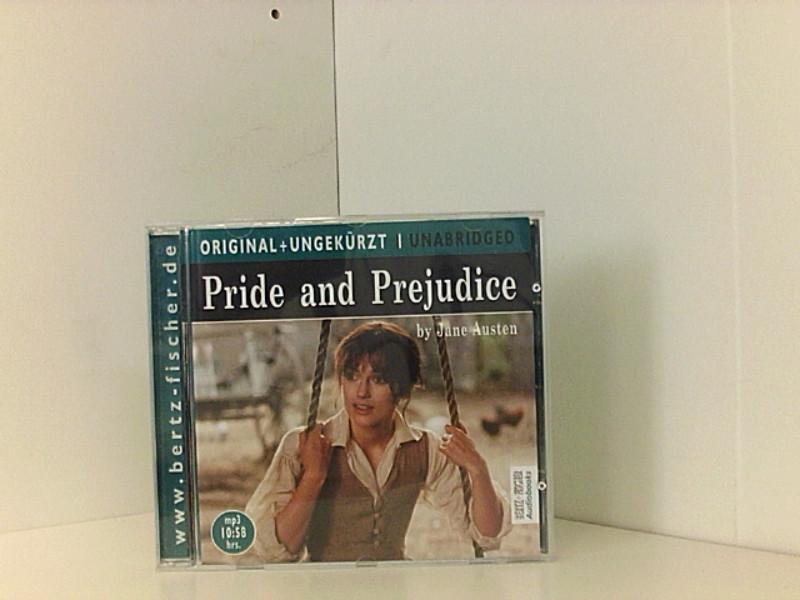 Pride and Prejudice / Stolz und Vorurteil.: Austen, Jane und