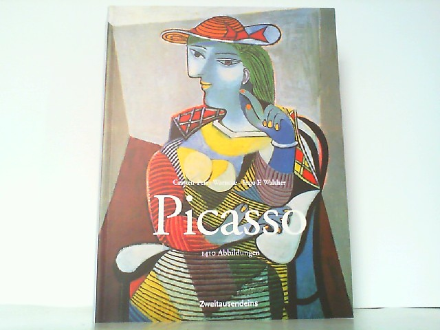 Pablo Picasso 1881-1973: Carsten, Peter Warncke