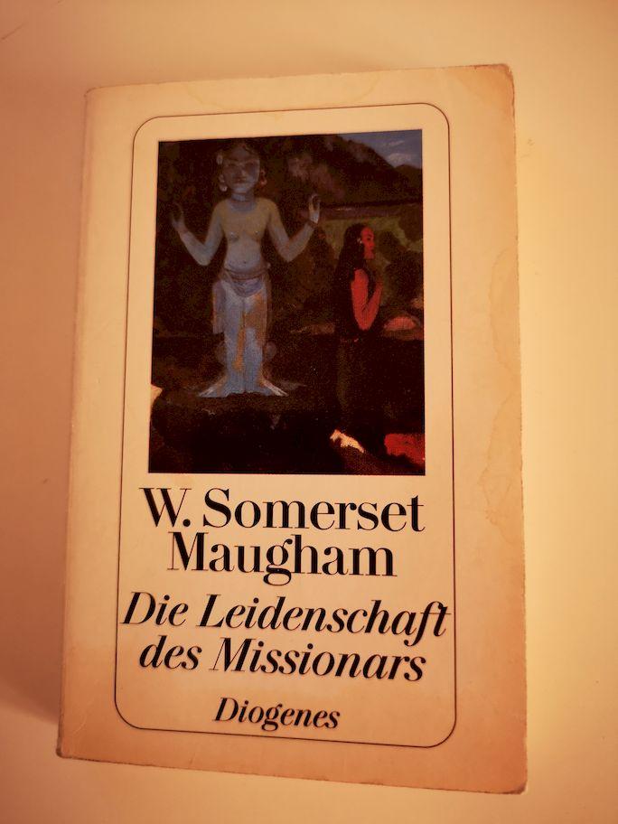 Die Leidenschaft des Missionars (Regen) : Erzählung.: Maugham, William Somerset: