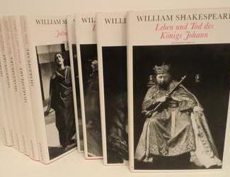 10 Bücher: William Shakespeare 1. Band Ein: Shakespeare, William