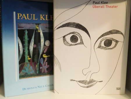 2 Kunstbücher Paul Klee: Überall Theater /: Klee, Hans /