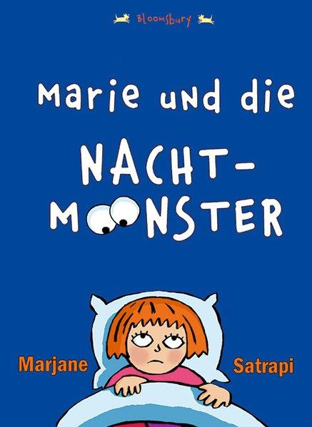 Marie und die Nachtmonster - Marjane, Satrapi,