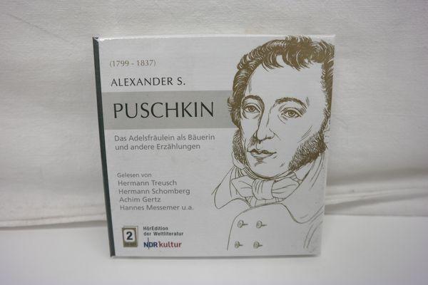 Alexander Puschkin - Das Adelfräulein als Bäuerin: Puschkin, Alexander S.: